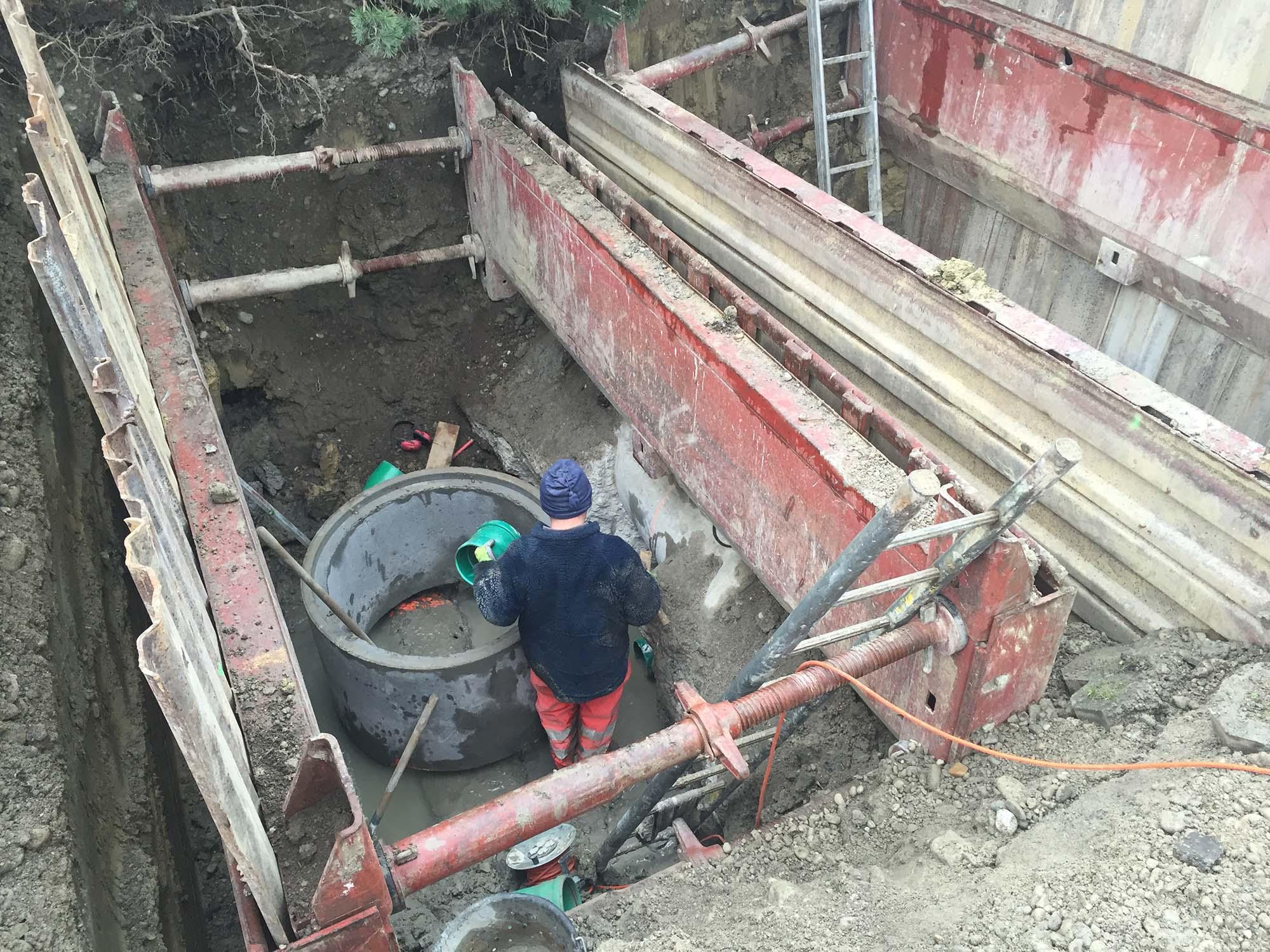 Kanalisationen 1
